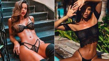 María del Mar, la ex de Matías Alé, posó desnuda en para una revista
