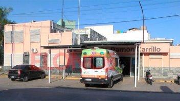 Sujeto efectuó disparos contra una joven frente a un centro de salud en Paraná