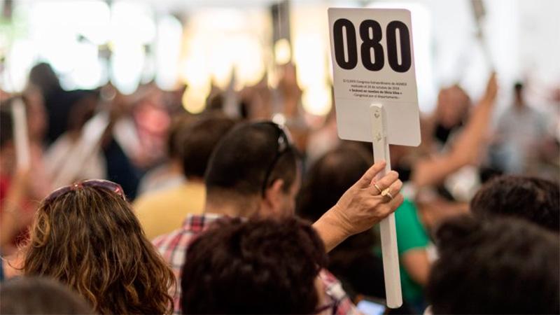 Agmer votaría una huelga de 48 horas y se complica el inicio de las clases