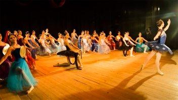 La Escuela Municipal de Danza cuenta con el aval del CGE