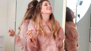 Luisana Lopilato levantó suspiros con una sensual imagen