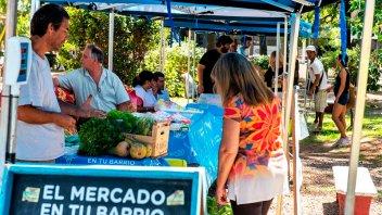 El Mercado en Tu Barrio estará en barrio Cuarteles: suma carne vacuna