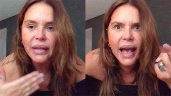A Nazarena Vélez la acusaron de burlarse por la enfermedad de Fede Bal y replicó