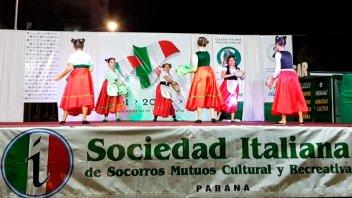 Se suspendió el X Festival de Folcklore Italiano que iba a realizarse en Paraná