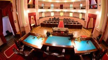 Los diputados provinciales trabajarán de manera virtual en las comisiones