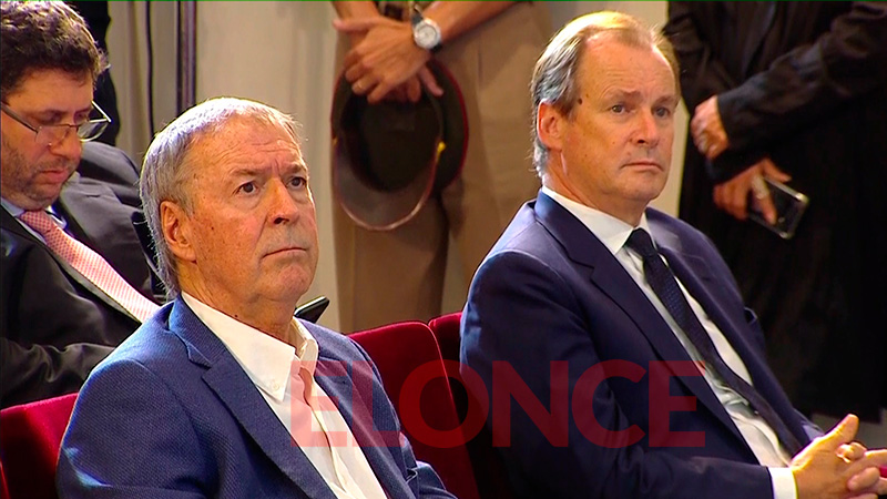 Bordet participó de la reunión en Olivos y de la conferencia de Fernández