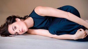 Actriz posteó una imagen de su adolescencia, en la que deja ver toda su belleza
