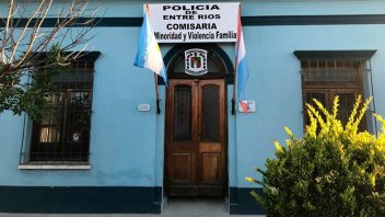 Una mujer fue detenida por violar la prisión domiciliaria