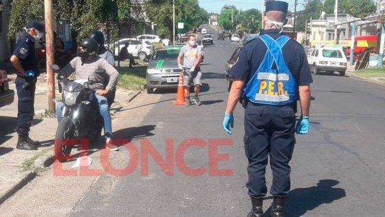 Más de 1450 personas trasladadas a sede policial por no cumplir la cuarentena