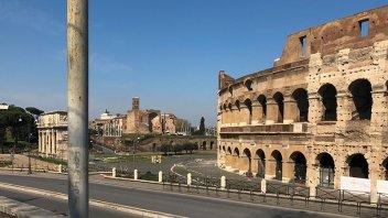 Sigue alarmando la cifra de muertos en Italia: 627 en un día