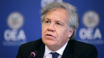 Luis Almagro fue reelegido por otros cinco años para conducir la OEA