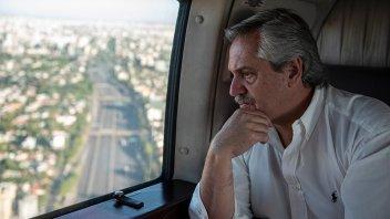 Fernández descartó por el momento declarar estado de sitio
