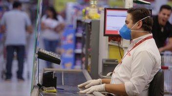 Cuarentena por coronavirus: Cada día de parate cuesta unos $34.000 millones