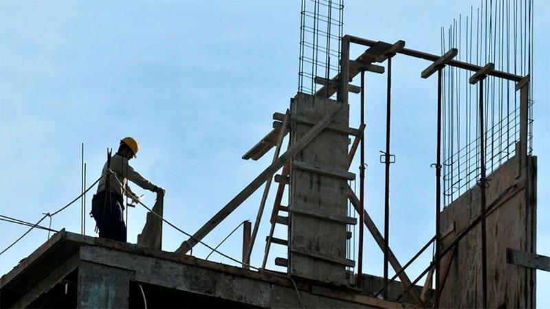 La construcción es uno de los segmentos más afectados