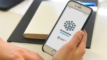 Coronavirus: El Gobierno lanzó una aplicación para autoevaluación de síntomas
