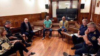 Provincia y Justicia unifican actuación por el aislamiento obligatorio