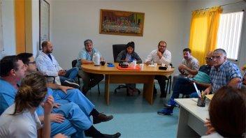 Coronavirus: Hospital Masvernat conformó el Comité de Crisis