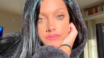 Oriana Sabatini sigue negando los rumores de embarazo: lo desmiente con humor