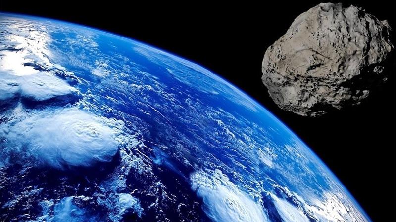 Un asteroide de 20 metros pasó