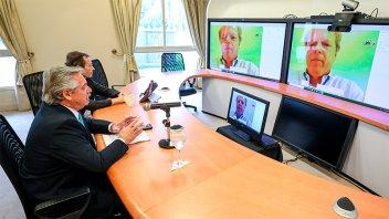 El Presidente recibió el apoyo del Banco Mundial: Serán u$s 300 millones