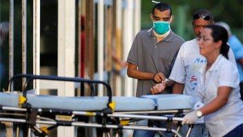 Brasil reportó 58 muertes por coronavirus en las últimas 24 horas