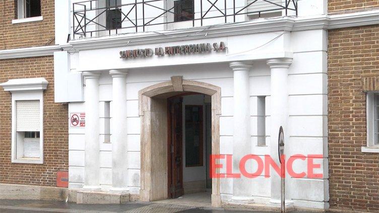 Dieron el alta a la mujer que estaba internada con Covid 19 en clínica de Paraná