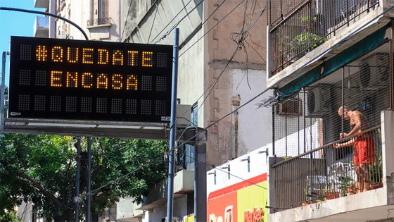 Confirmaron seis muertes y otros 87 casos de coronavirus en la Argentina