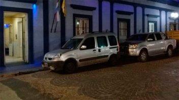 Empezaron a secuestrar vehículos a quienes violan la cuarentena en Entre Ríos