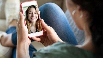 Las videollamadas tuvieron crecimiento como herramienta de uso recreativa