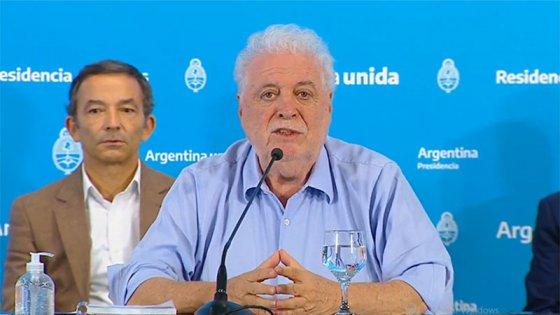 González García dijo que expertos opinan que