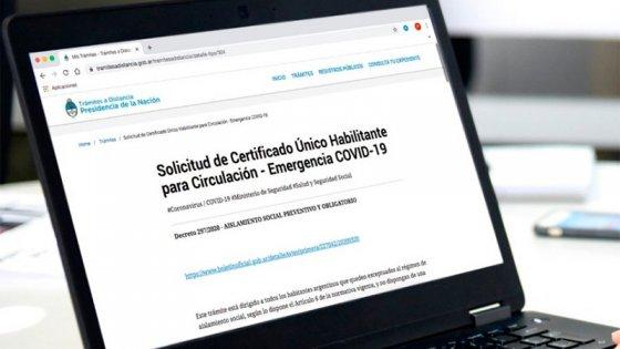 Nuevo certificado para circular en cuarentena: Los detalles  y cómo tramitarlo