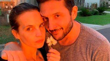 Germán Paoloski habló de su preocupación por el embarazo de Sabrina Garciarena