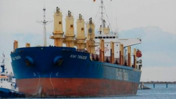 Buque ingresará al puerto de Concepción del Uruguay para cargar madera