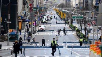 Nueva York:Las muertes ascienden a 1.218 por coronavirus