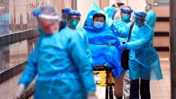 Registraron más de 693.000 infectados y 33.000 muertos en el mundo por Covid-19