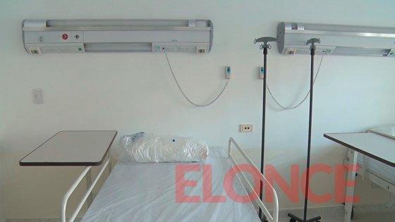 Llegaron los respiradores de Nación y se habilitará el hospital de La Baxada