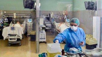 Covid 19: España vuelve a batir récord de muertos en un día y suben los contagio