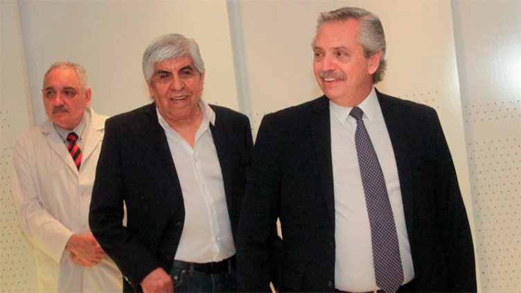 Fernández llamó a recuperar la solidaridad y reiteró que