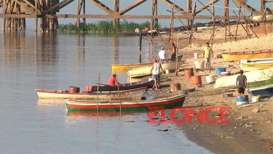 Bajante histórica del río Paraná: Piden que Brasil abra compuertas de represas