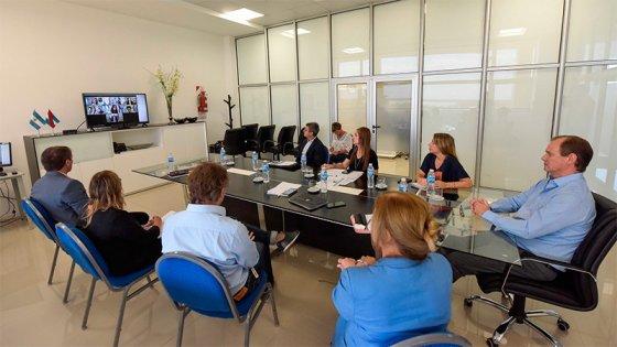 Bordet dialogó con intendentes sobre la asistencia social y situación financiera