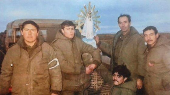 Excombatiente y médico compara guerra de Malvinas con la lucha contra el Covid19