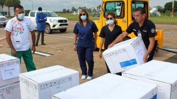 Eliminan aranceles al ingreso de equipamiento médico e insumos sanitarios