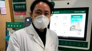Misterio en China por desaparición de médica que alertó sobre brote de Covid-19