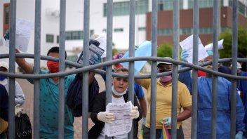 Más de 2.000 argentinos están en Ecuador y buscan volver al país