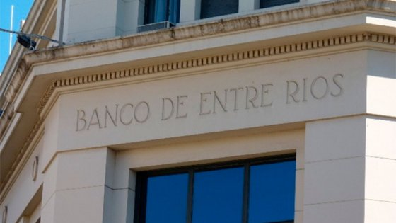 Desde el lunes, Banco Entre Ríos atenderá al público solo con turno previo