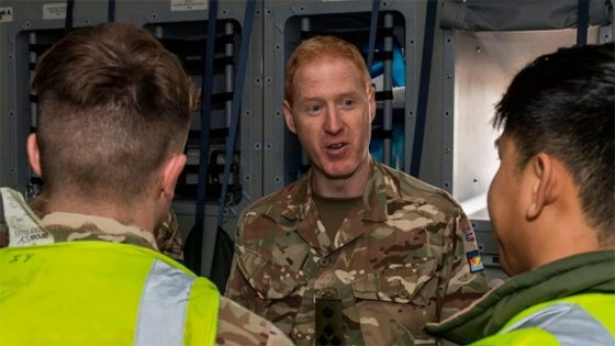 Militar británico se convierte en primer caso positivo de Covid 19 en Malvinas