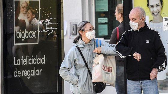 Confirman otra muerte por coronavirus en la Argentina y 98 nuevos contagios