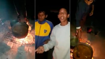 Zafreros concordienses  varados en Río Negro piden ayuda para regresar