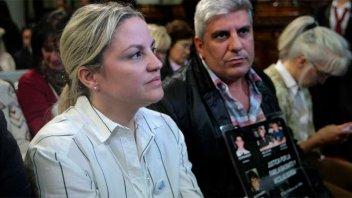 Carolina Píparo fue amenazada desde la cárcel por el sujeto que asesinó al hijo
