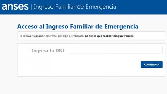Ingreso Familiar de Emergencia: Quiénes pueden verificar hoy si cobrarán $10.000
